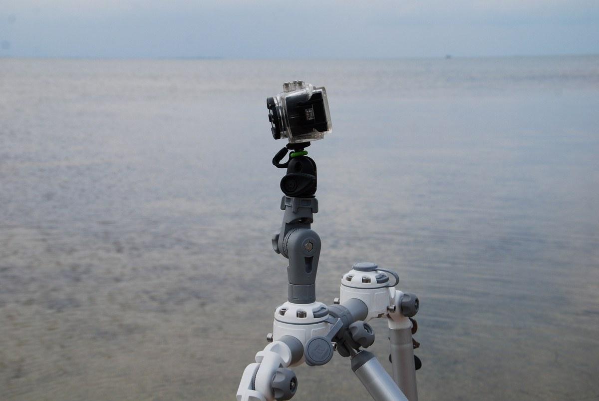 """Uchwyt regulowany do kamery aparatu 3/8"""" Tp038"""